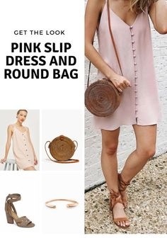 Get the look: pink s