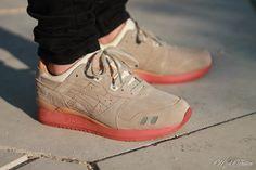 "Packer Shoes x ASICS GEL-Lyte III ""Dirty Buck"""