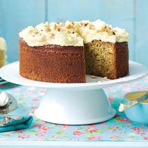 Banana Cakes are so popular in NZ, try this delicious moist and oh so eatable version... you will find yourself allowing bunches of bananas to go over...