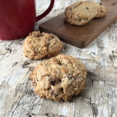 Better than a Bakery Nutty Browned Butter Chocolate Chip Oatmeal Cookies