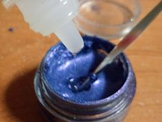 How To: Make Your Own Cream Shadow from Powder Pigments or Shadows