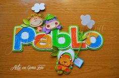 ;) Classroom Decor, Feltro, Craft, Ideas, Script Alphabet