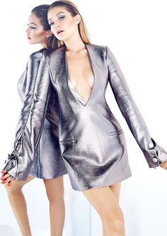Джиджи Хадид — Фотосессия для «Elle» CA 2015