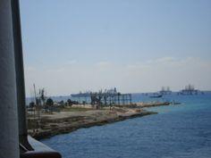 Freeport Bahamas.