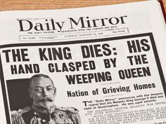 King George V dies. His son, David, ascends the throne as King Edward VIII, but causes a constitutional crisis with his determination to marry Wallis Simpson. When King Edward VIII abdicates to marry Mrs. Simpson, younger brother Prince Albert, Duke of York accedes as King George VI, the king with the stammer depicted in the movie The King's Speech.