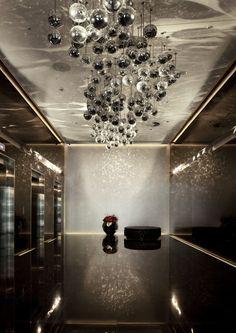 [hotel,interior]W Hotel London : 네이버 블로그 Hotel Lobby, Hotel W, Hotel Food, Lobby Lounge, Design Entrée, Lobby Design, Design Exterior, Interior Exterior, Hotel Corridor