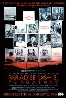 Paradise Lost 3: Purgatory (2011) Poster