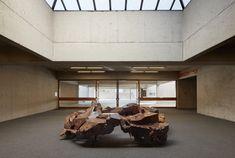 Oakland Museum, Abstract Sculpture, Northern California, Nature, Table, Magazine, Design, Home Decor, Art