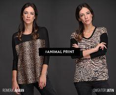 El Animal Print es un estampado que se ha consolidado en el mundo de la moda. Más que un simple estampado, es una #tendencia en sí misma.