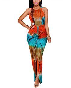 5786848b798 Tuesdays2 Women Off Shoulder Floral Print Summer Beach Bodycon Evening Maxi  Dress (L