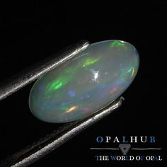2.00 Cts 100% Natural Ethiopian Welo Fire Opal Cabochon Stone Play Color 4641