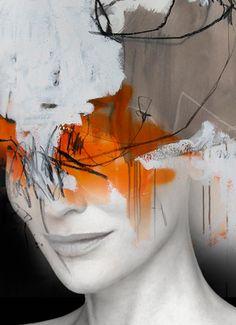 Abstract Kate 2 - Antonio Mora