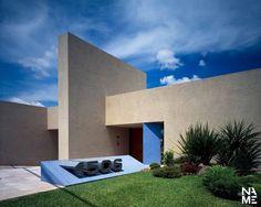 Casa OR 1- Guadalajara Jalisco NAME ARQUITECTOS architecture design mexican Architecture archdaily  Jalisco, México  Color design Mexico House Residence