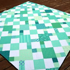 Happy Quilting: Drift Away Quilt and Tutorial