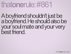 yes. i want to fall in love and marry my best friend...he will come around someday-uuuuugghhh being a spinster suuuckks