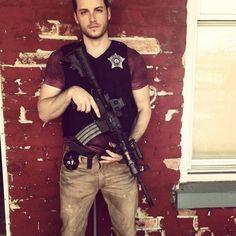 Jesse Lee Soffer - Chicago PD. Loved him in Chicago Fire so glad they brought him into this show!