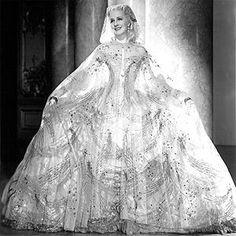 Adrian costume designer | Norma Shearer - Marie Antoinette (1938)