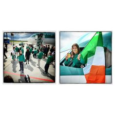"""""""Couple of my pics yesterday we didn't use in paper. Katie Taylor, Dublin Airport, Airports, Polaroid Film, Social Media, Twitter, Social Networks, Social Media Tips"""