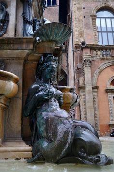 Piazza Maggiore Bologna, Italy