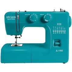 Buy John Lewis JL110 Sewing Machine Online at johnlewis.com