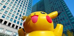 What does Pokemon Go mean for the marketing industry? http://www.thinktank.org.uk/blog/2205-ready-steady-pok-mon-go.php