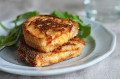 Grilled Cheese Sandwiches with Sun-Dried Tomato Pesto - Once Upon a Chef