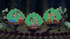 The Little Mermaid Ariel's Sisters   Ariel's sisters The Little Mermaid