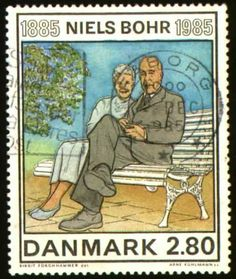 A History of Science on Stamps Going Postal, Stamp Collecting, Postage Stamps, Denmark, Community, Science, History, Comics, Netherlands