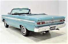 Seldom-seen survivor 1964 Mercury Comet Caliente convertible Edsel Ford, Ford Fairlane, Vintage Cars, Antique Cars, Convertible, Lincoln Mercury, Premium Brands, Ford Motor Company, Dream Cars