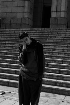 """kielo; AW13 """"Portraits of Devetsil"""" Visual Campaign"""