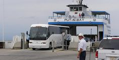 Motorcoach trip to South Bass Island (Put-in-Bay).