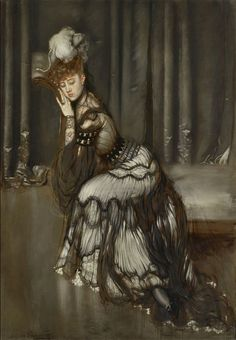 Kai Fine Art is an art website, shows painting and illustration works all over the world. Giovanni Boldini, A Little Night Music, Victorian Art, Woman Painting, Figure Painting, French Art, Madame, Beautiful Paintings, Art World
