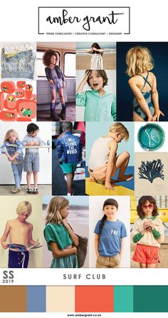 SS19 Childrens Trend: Surf Club www.ambergrant.co.za #SS19 #SS2019 #Trend #MicroTrend #TrendAlert #EmergingTrend #TrendForecaster #Trendy #Trending #Fashion #KidsFashion #ChildrensFashion #TrendSetter #BoysTrend #GirlsTrend #BoysFashion #GirlsFashion #AmberGrant #FashionBlogger