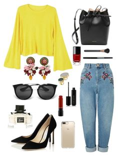 Designer Clothes, Shoes & Bags for Women Marni, Miss Selfridge, Mac Cosmetics, Prada, Chanel, Shoe Bag, Polyvore, Stuff To Buy, Shopping