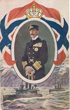 Haakon VII - King of Norway