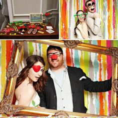 Consider adding the fun of a Photo Booth to your unique Hudson Valley wedding! (The Photobooth Lounge @ThePhoto BoothLounge)