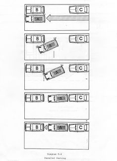 Parallel Parking For The Novice Driver | Parking | Pinterest | For ...