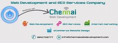 Do you want to have your own website? Chennai Web Development is a leading web development company providing perfect web solutions for all kinds of businesses. Seo Services Company, Web Development Company, Ecommerce Website Design, Own Website