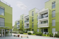 Social Housing - 121 units | AllesWirdGut