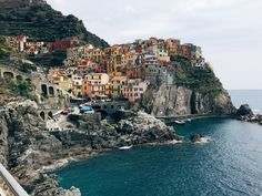 Quick Photo Updates From Cinque Terre, Italy... - Hand Luggage Only - Travel, Food & Home Blog