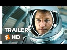 Passengers Official Trailer 1 (2016) - Jennifer Lawrence Movie - YouTube