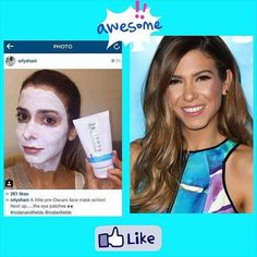 When you want to look your best you use the best! Oscar Host and Fashion Correspondent, Orly Shani, is getting Oscars Ready with Rodan+Fields! She is in love with our Redefine and Acute Care patches!