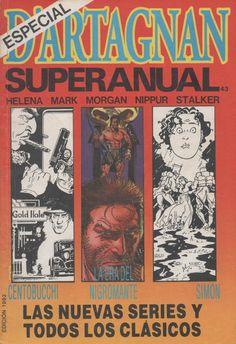 Especial D´artagnan superanual (1993)