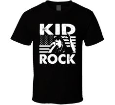 Kid Rock American Country Singer Music Legend Fan T Shirt