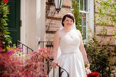 A beautiful bride at the Madison Club #weddings #madisonclub #madisonweddings #wisconsinweddings #bride #reception #ceremony  Photo credit: The Wedding Flashers