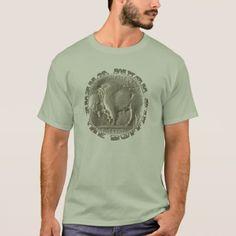 Coach Original T-Shirt - diy individual customized design unique ideas Recycled T Shirts, T Shirt Diy, Tshirt Colors, Funny Tshirts, Custom Shirts, Shirt Style, I Shop, Fitness Models, Shirt Designs