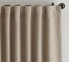 Shop Pottery Barn for expertly crafted linen curtains and window panels. Find quality linen drapes in solid colors or patterns and dress up your windows in style. Silk Drapes, Drapes And Blinds, Linen Curtains, Hanging Curtains, Blackout Curtains, Window Panels, Window Coverings, Window Treatments, Rideaux Design