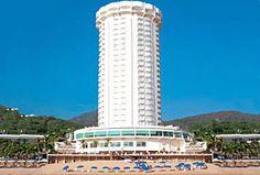 Hotel Calinda Beach Acapulco, Acapulco, Guerrero - En la Costera, a 25 min del Aeropuerto, a unos pasos del Centro de Convenciones.