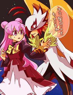 Oh! Oh! Esto vuele a pelea D: Shadow Joker VS. Phoenix Cross