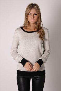 nadia knit jumper